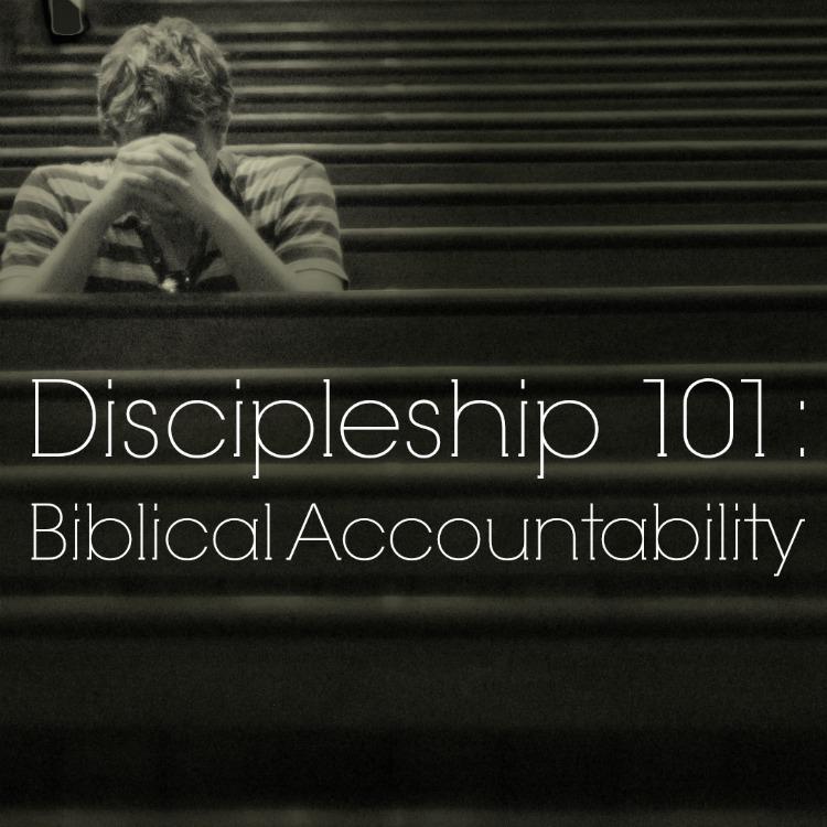 Biblical Accountability