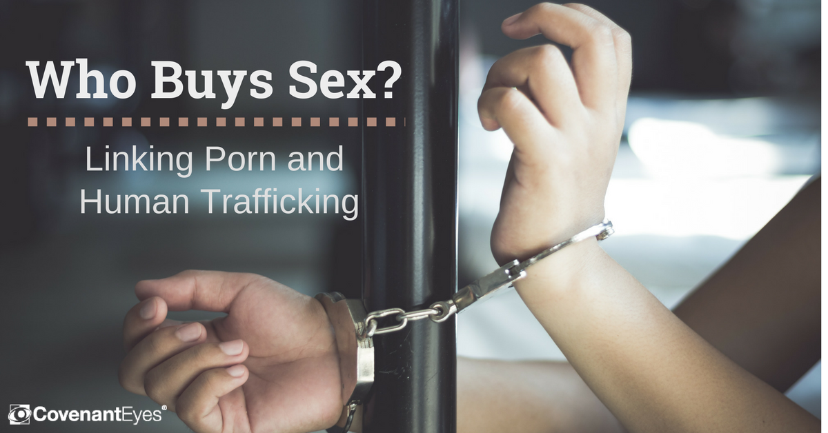 linking porn and human trafficking