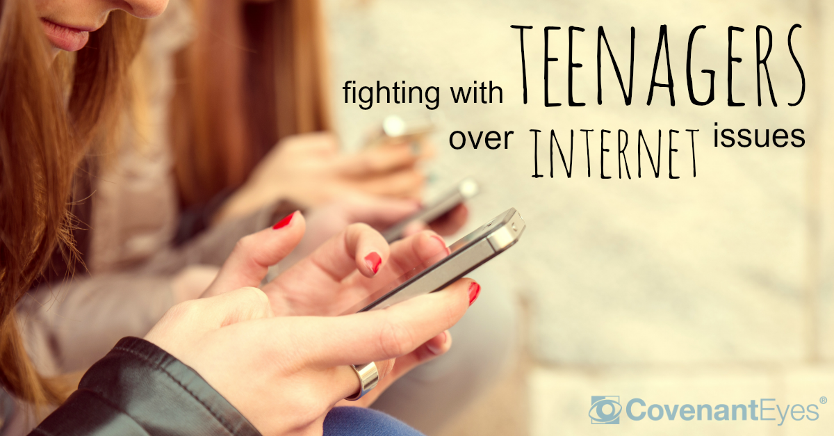 The Best Way To Fight With Teenager >> Help My Teenage Daughter And I Fight Over Internet Issues