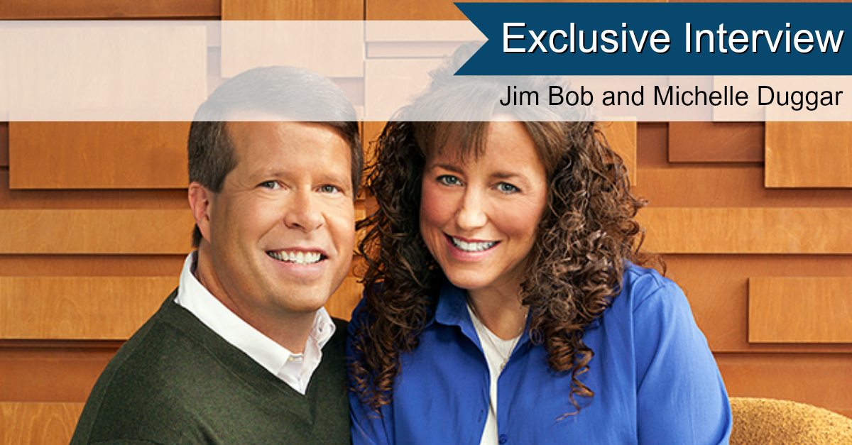 Jim Bob and Michelle Duggar - Raising Kids in a Sexualized Culture