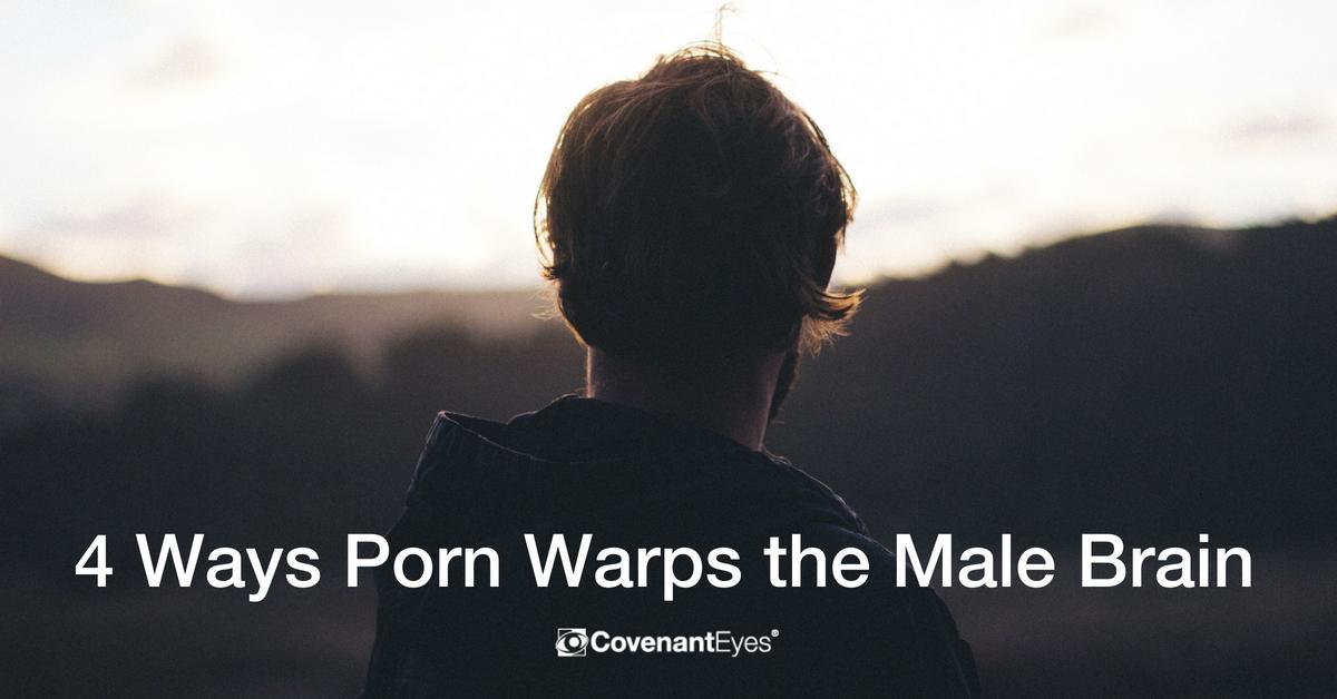 4 Ways Porn Warps the Male Brain