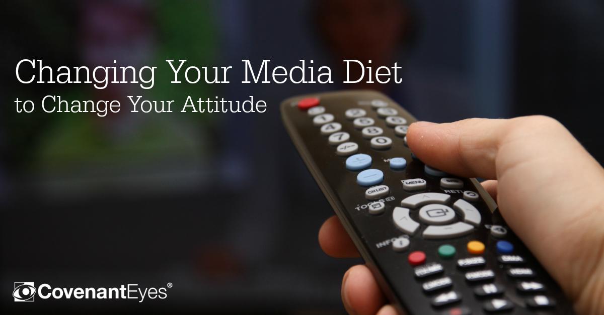 Change your media diet