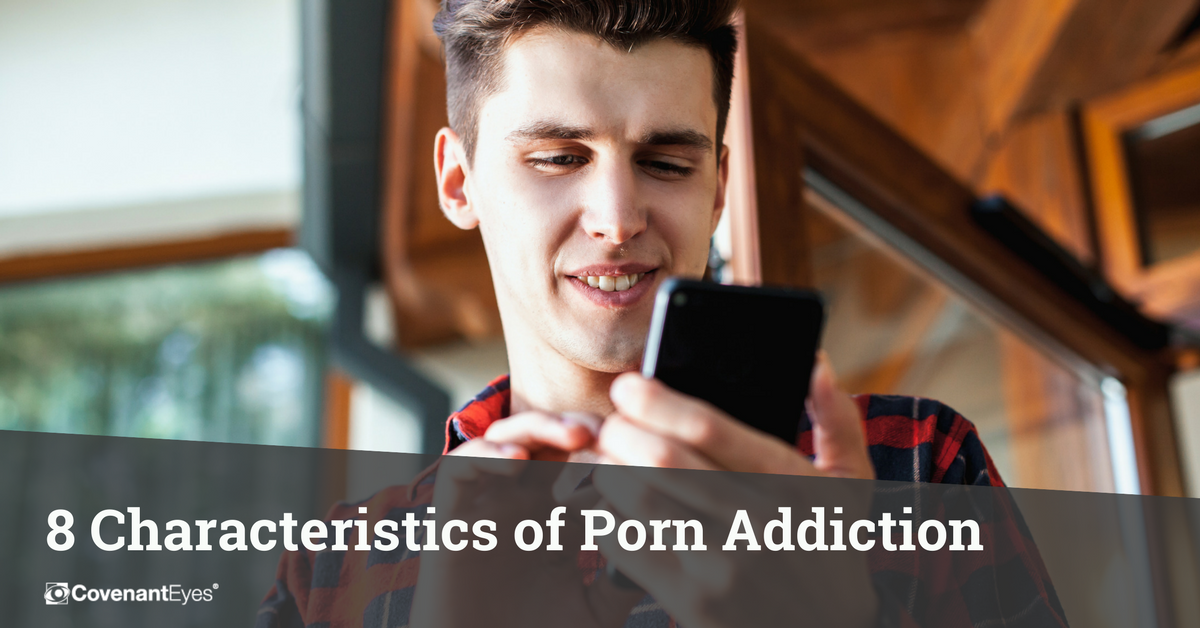 Characteristics of a tv porn addict