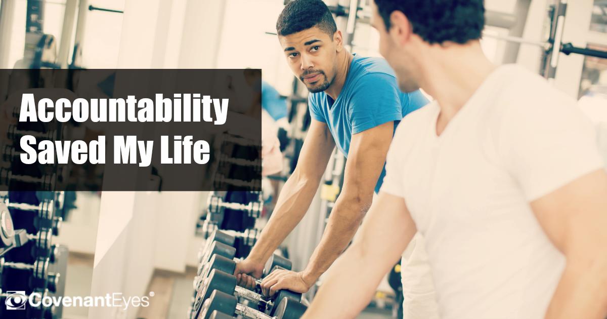 accountability saved my life