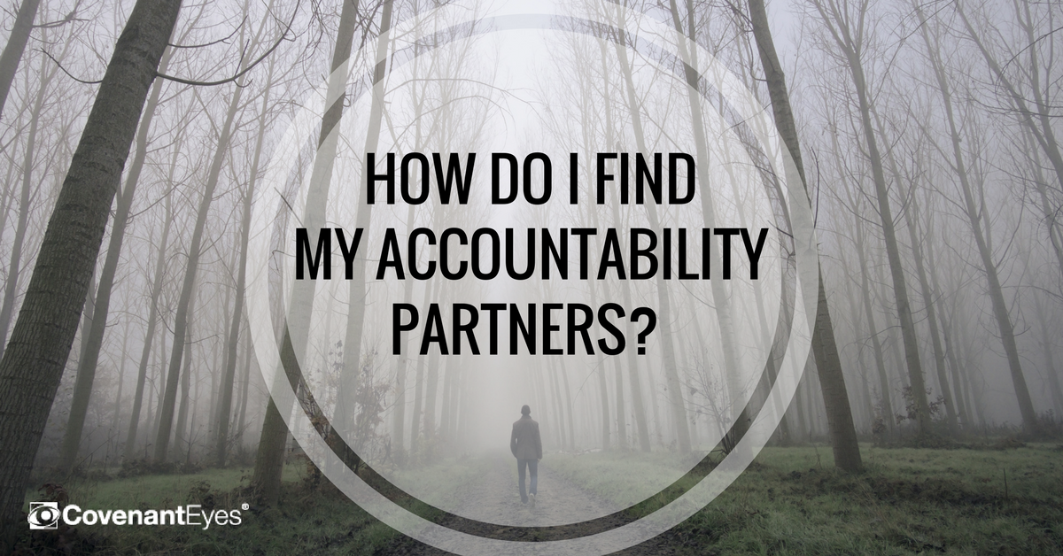 how do i find my accountability partners