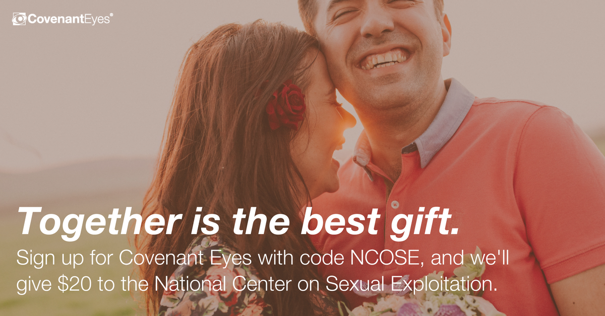 #GivingTuesday NCOSE donation