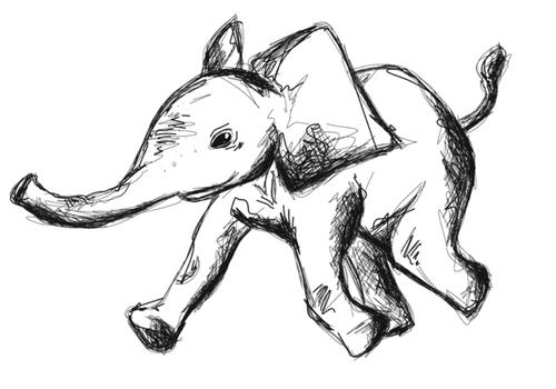 hobbies and habits elephant