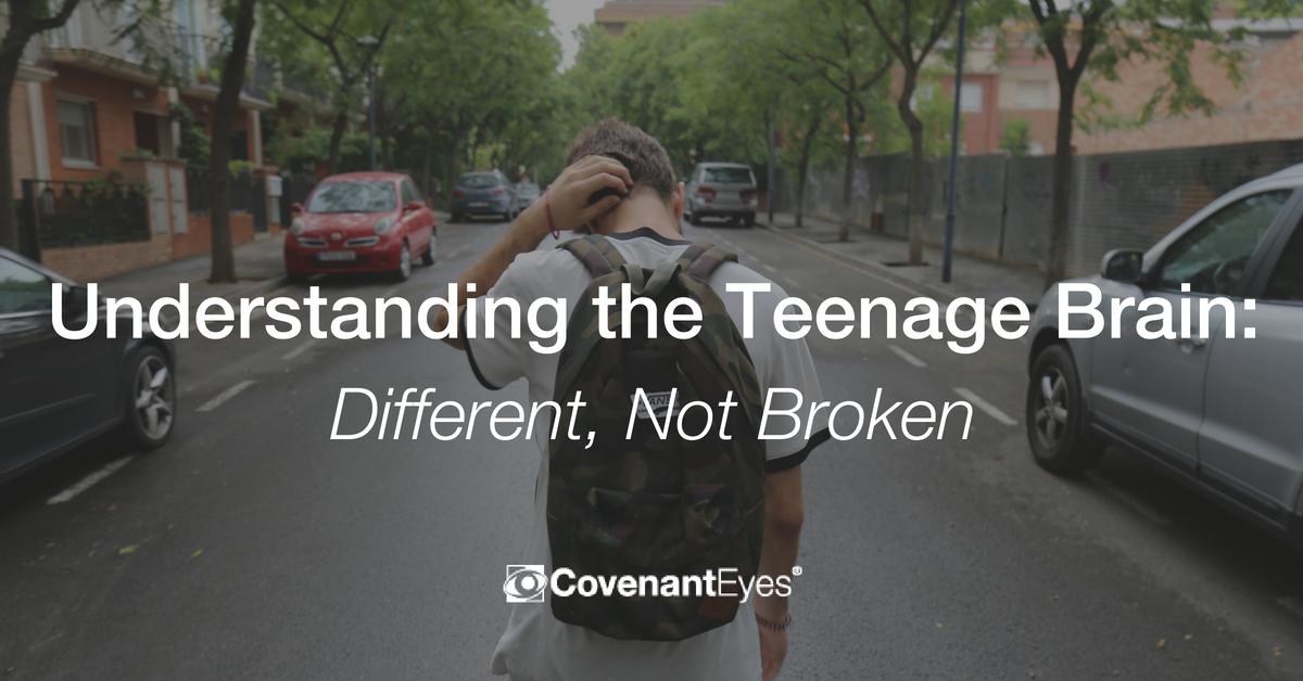Understanding the Teenage Brain_ Different, Not Broken